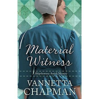Material Witness by Chapman & Vannetta