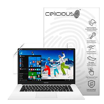 Celicious Vivid Plus Mild Anti-Glare Screen Protector Film Compatible with Chuwi LapBook 15.6 [Pack of 2]