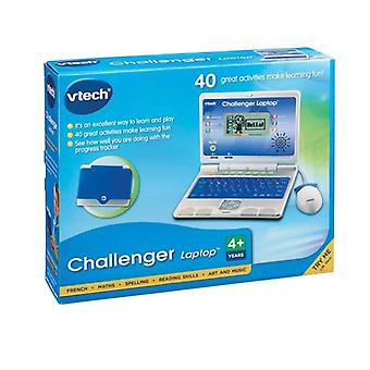 VTech Challenger Laptop - Blue