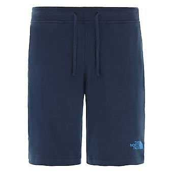 North Face mennshorts grafisk lys