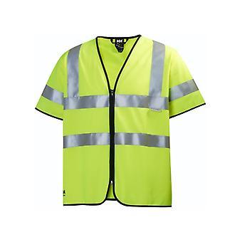 Helly hansen addvis hi vis short sleeve vest 79218
