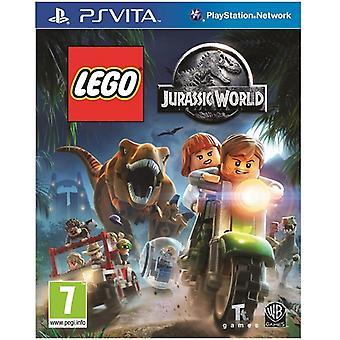 LEGO Jurassic World PS Vita Game