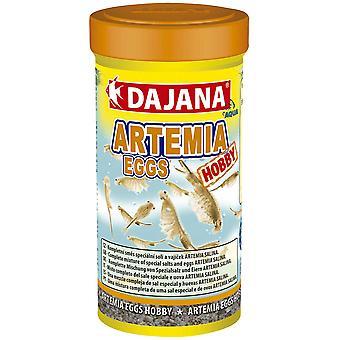 Dajana Mezcla de Huevas de Artemia con Sal (Fish , Food , Warm Water)