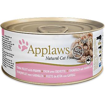 Applaws Tuna Fillet with Prawn (Cats , Cat Food , Wet Food)