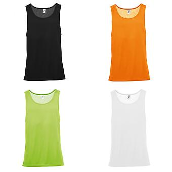 SOLS Jamaica Unisex sin mangas tanque / chaleco Top