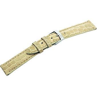 Morellato جلدية سوداء حزام بيج 24 ملم ليفربول رجل A01D0751376027CR16