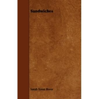 Sandwiches by Rorer & Sarah Tyson