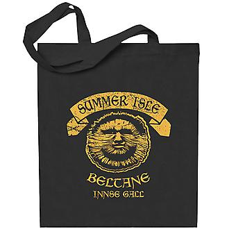 The Wicker Man Summer Isle Beltane May Day Festival Totebag