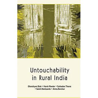 Untouchability in Rural India by LTD & SAGE PUBLICATIONS PVT