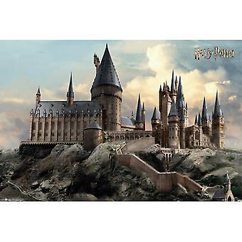 Harry Potter Poudlard Day Maxi Affiche