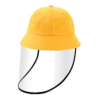 Removable child protective hat