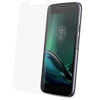 Motorola Moto G4 jeu écran protecteur 9 H stratifié verre réservoir protection verre trempé verre