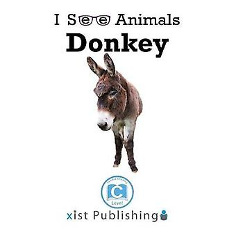 Donkey by August Hoeft - 9781532414817 Book