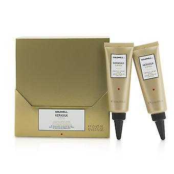 Suero crema de acabado kerasilk control (con protección de color brillante) 12x22ml/0.7oz