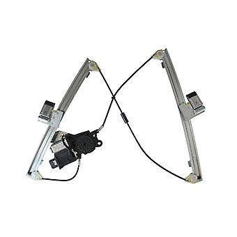 Front RH Electric Window Reg & motor for FORD FOCUS Saloon (DFW), 1999-2005