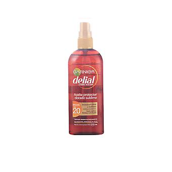Delial aceite protector Dorado sublime Spf20 spray 150 ml unisex
