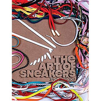 The Art Of Sneakers - Volume One by Ivan Dudynsky - 9781576879559 Book
