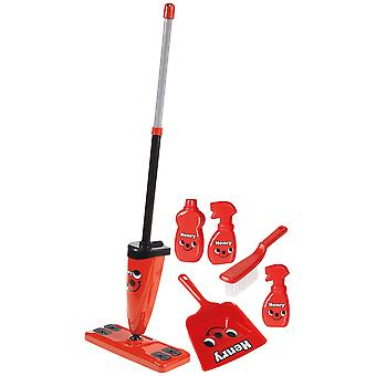 Casdon Henry Floor Cleaning Set