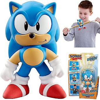 Sonic The Hedgehog Super Stretch & Stretchable Figure Toy Figure