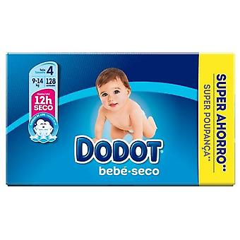 Dodot Dry Baby Box Size 4 with 128 Units