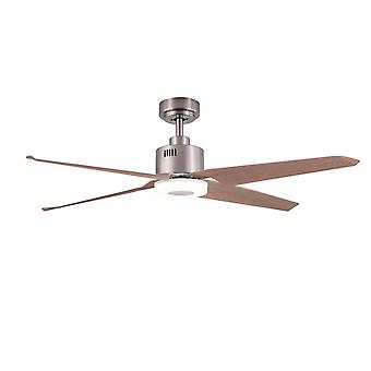 DC ceiling fan Nerhea with LED and remote