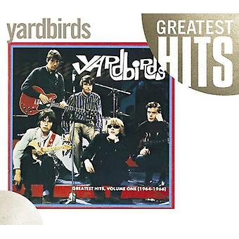 Yardbirds - Yardbirds: Vol. 1-Greatest Hits: 1964-1966 [CD] USA import
