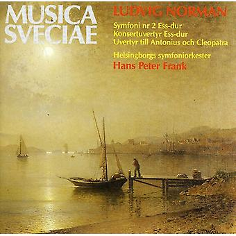 Ludvig Norman - Ludvig Norman: Orchestral Music [CD] USA import