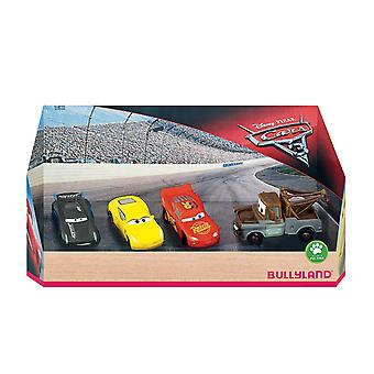 WD Cars3 4-pack