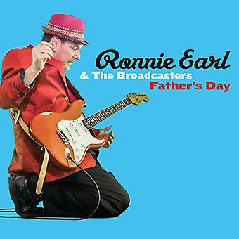 Ronnie Earl & the Broadcasters - Fathers Day [Vinyl] USA import