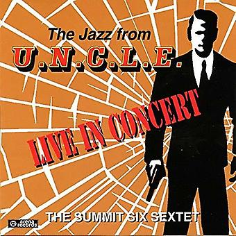 Jazz From U.N.C.L.E. [CD] USA import