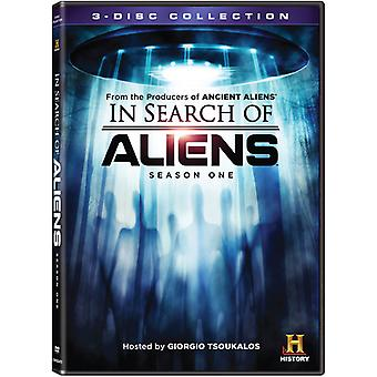 In Search of Aliens: Season One [DVD] USA import