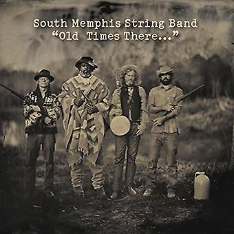 South Memphis String Band - Old Times There [CD] USA import