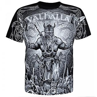 Aquila-Viking Warlord-Mens tricou