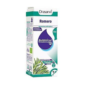 Bio extrait de romarin botanique 50 ml