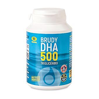 Brudy DHA 500 90 capsules