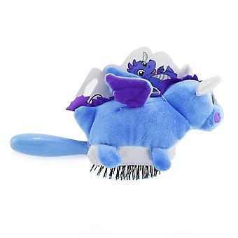 Escova de pelúcia # dragão 251113 1pc