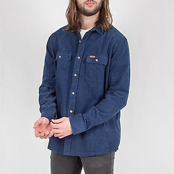 Passenger backcountry cord shirt