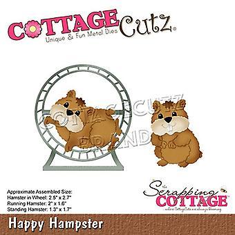 Romutusmökki Happy Hamster
