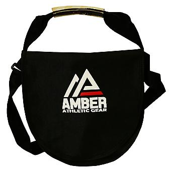 Amber Athletic Gear Discus & Shot Put Carrier Bag for Track & Field Equipment For 2 Discus or Shots