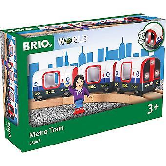 Brio BRIO Metro Train 33867