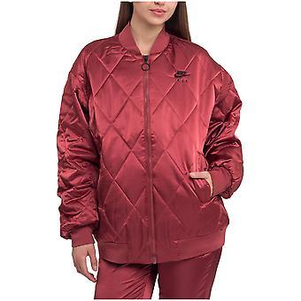 נייקי Wmns אייר סינון מילוי Jkt BV2877661 אוניברסלי כל השנה נשים מעילים