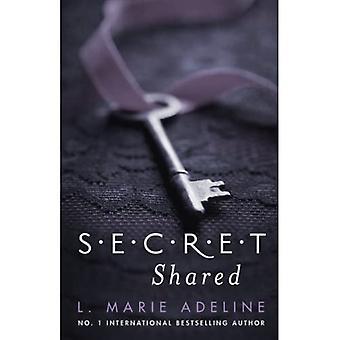 Secret Shared: A S.E.C.R.E.T. Novel