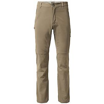 Craghoppers Mens NosiLife Pro Trousers - 33in L - Khaki