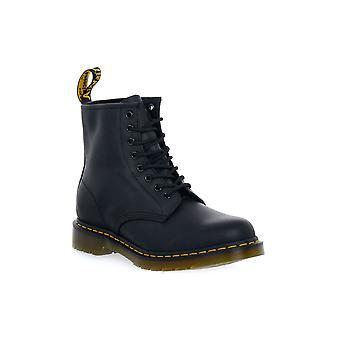 Dr martens 1460 greasy black 8 eye boots / boots