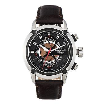 Romanson Premier PL2642HM1DA32W Men's Watch Chronograph