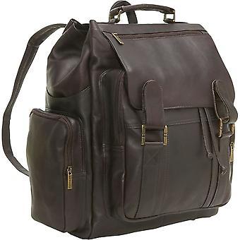 Large Back Pack - Bp-02-Cafe
