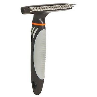 Trixie Rastrillo 2 filas m (Dogs , Grooming & Wellbeing , Brushes & Combs)