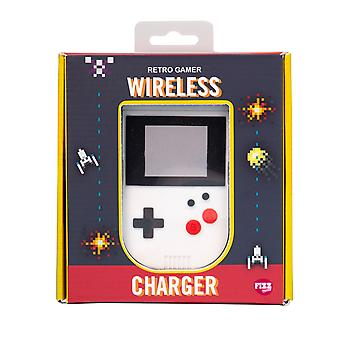 Wireless Ladegerät Retro Gamer