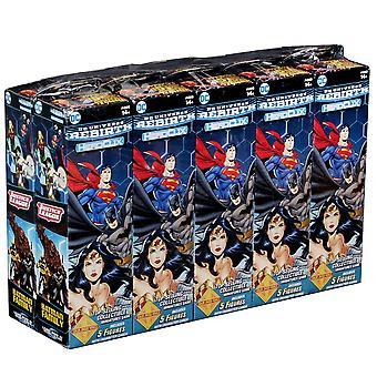 DC Comics HeroClix DC Rebirth Booster Brick (Pack van 10)