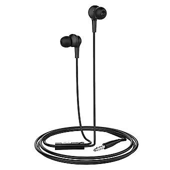 HOCO M50 3.5mm In-ear Headphones Noise Cancelling Earphone with Mic